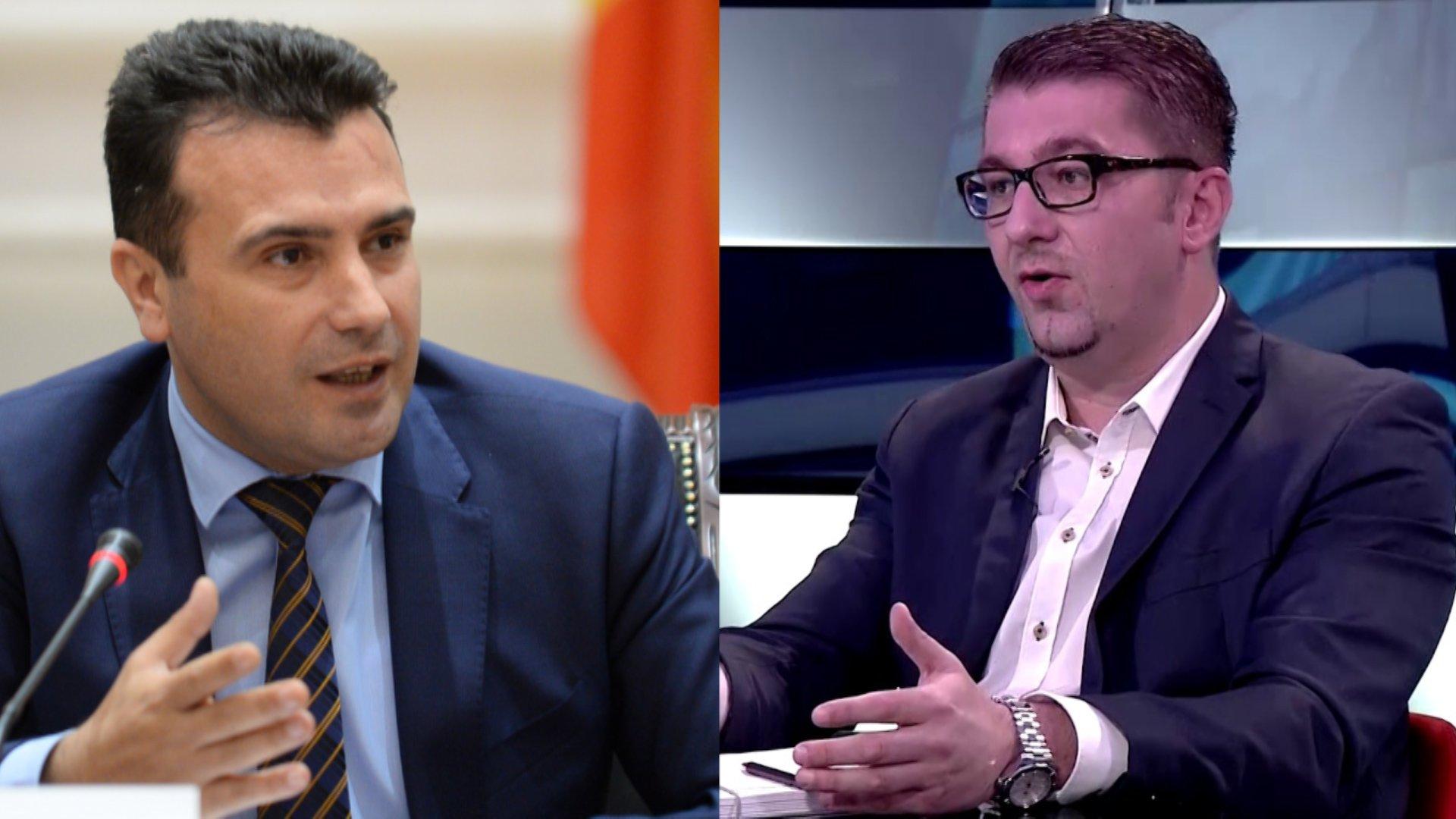 """Анкета на """"Рејтинг"""": Мнозинство граѓани сметаат дека Заев би бил подобар премиер од Мицкоски"""